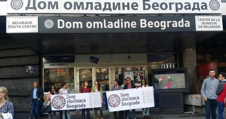 Dom zločinaca Beograda